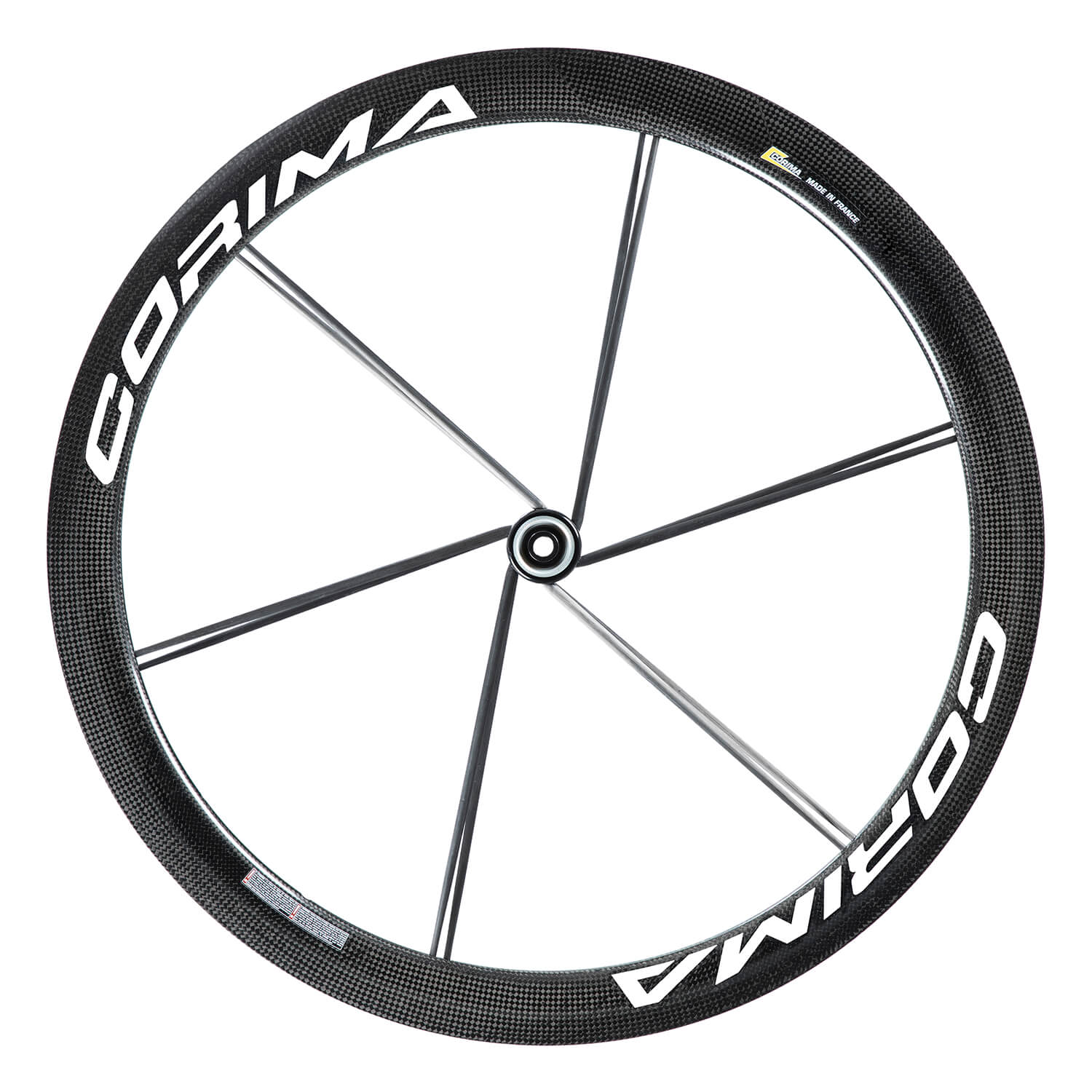 Front CORIMA 47MM MCC DX Tubeless ready