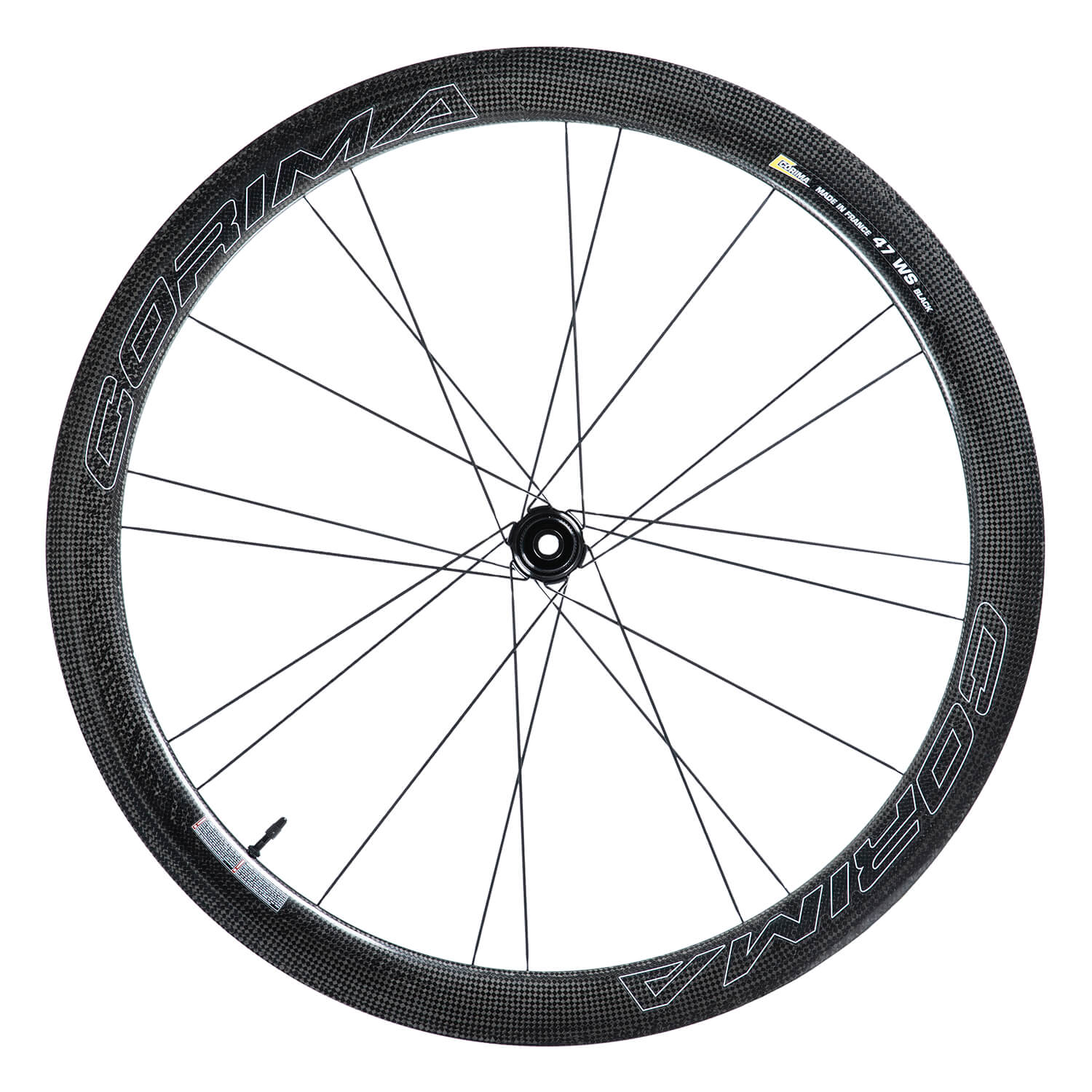CORIMA 47MM WS Black Dx tubeless ready