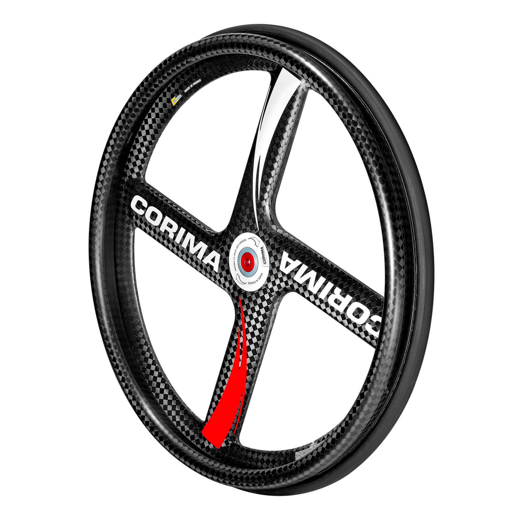 CORIMA 4 Spoke Tennis left